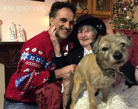 Noel Fitzpatrick has a suprise visit to Ireland to visit his mum with Tiara