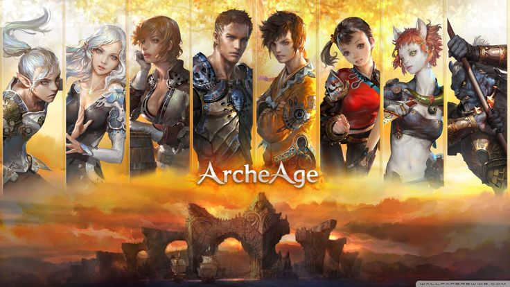 ArcheAge Gameplay, ArcheAge Reviews, ArcheAge News, Screenshots, and More! Find the MMORPG you've been searching for at MMOByte!