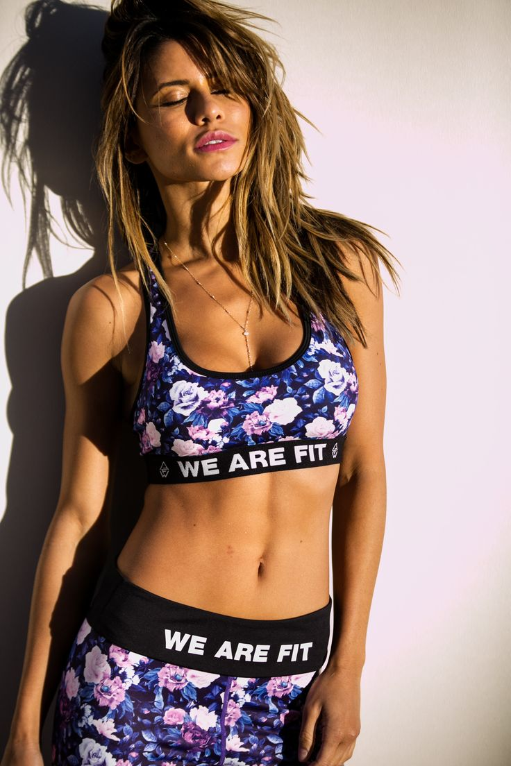 We Are Fit Shape Rose