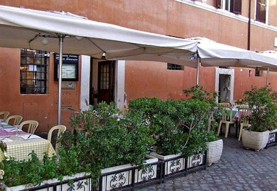 Ristorante Roma Sparita cucina romana