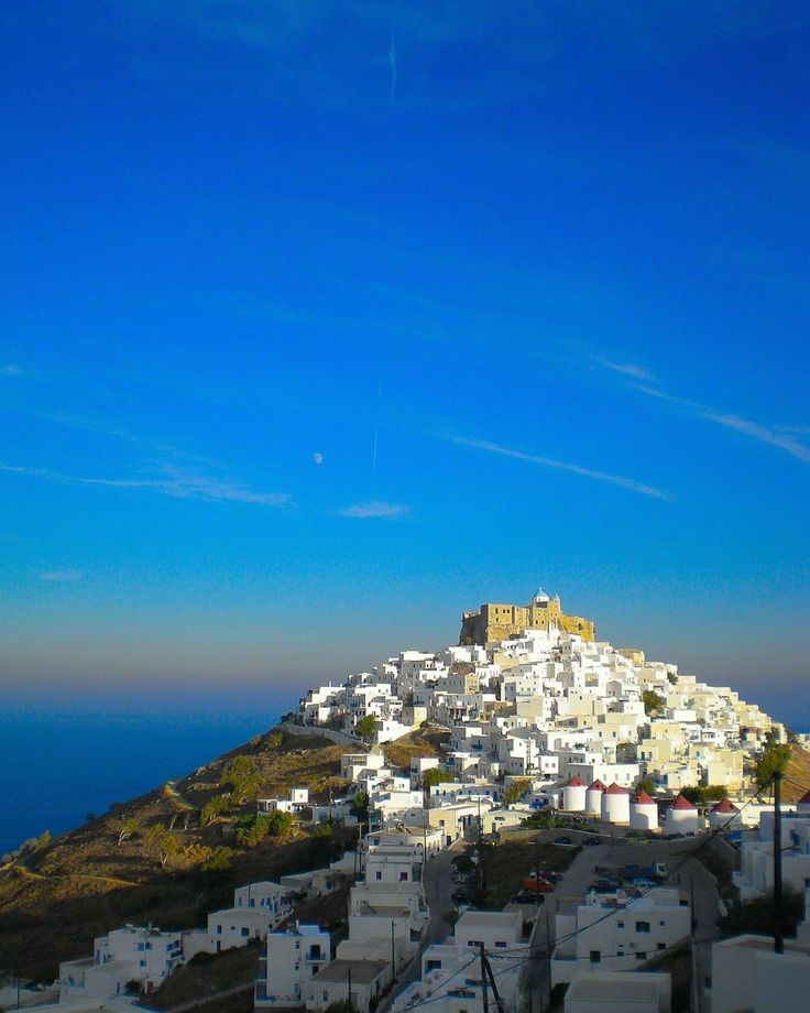Castle on top…The Dodecanese, Greece