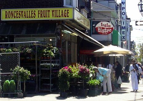 Roncesvalles Fruit Village
