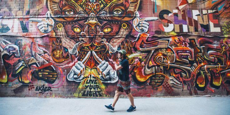 Fortitude Valley©™ Modern Art Gallery Art Gallery · Brunswick St Brisbane