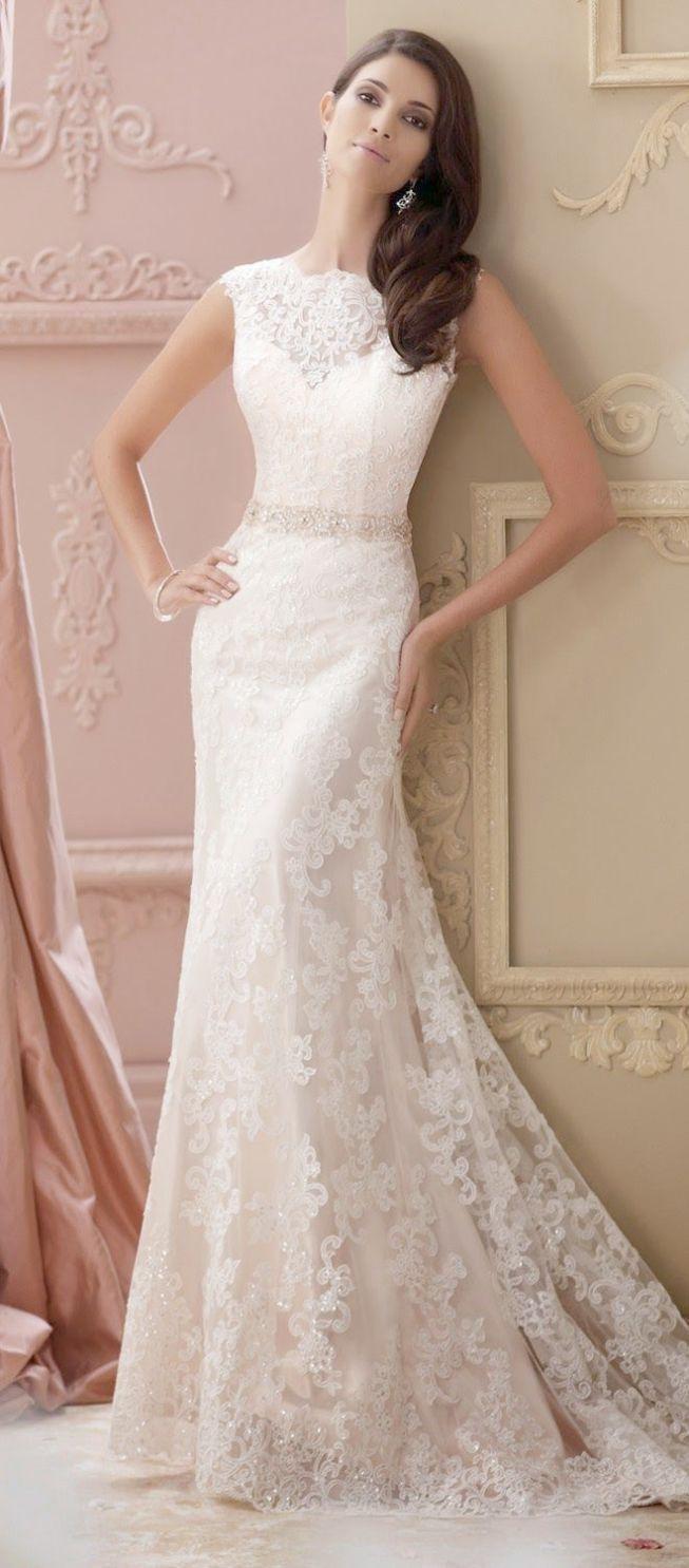 Impressive Lace Wedding Gowns Under 200