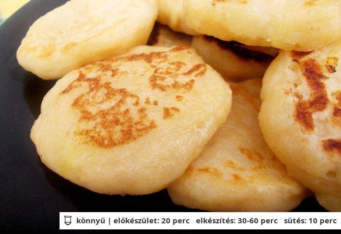 Burgonyalepény | NOSALTY – receptek képekkel