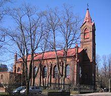 Pyhä Henrikin katedraali, Kouvola