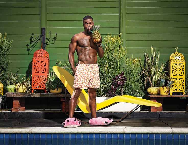 Kevin Hart Shows Off Chiseled, Shirtless Body and Bulging Biceps in Men's Health Magazine—See the Pics!  Kevin Hart, Men's Health
