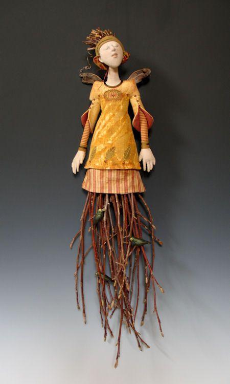 Aurora by Akira BlountArt Clothing, Artisan Dolls, Gallery 2009, Dolls Art, Akira Estudio, Beautiful Dolls, Akira Blount, Cages Dolls, Art Dolls