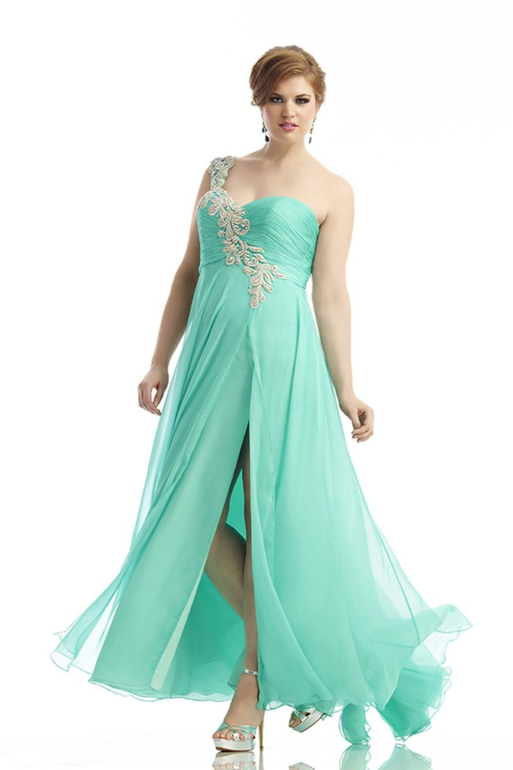 17 Best images about Plus Size Prom Dresses on Pinterest