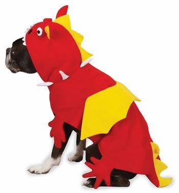 Zack & Zoey Dragon Costume - XLARGE