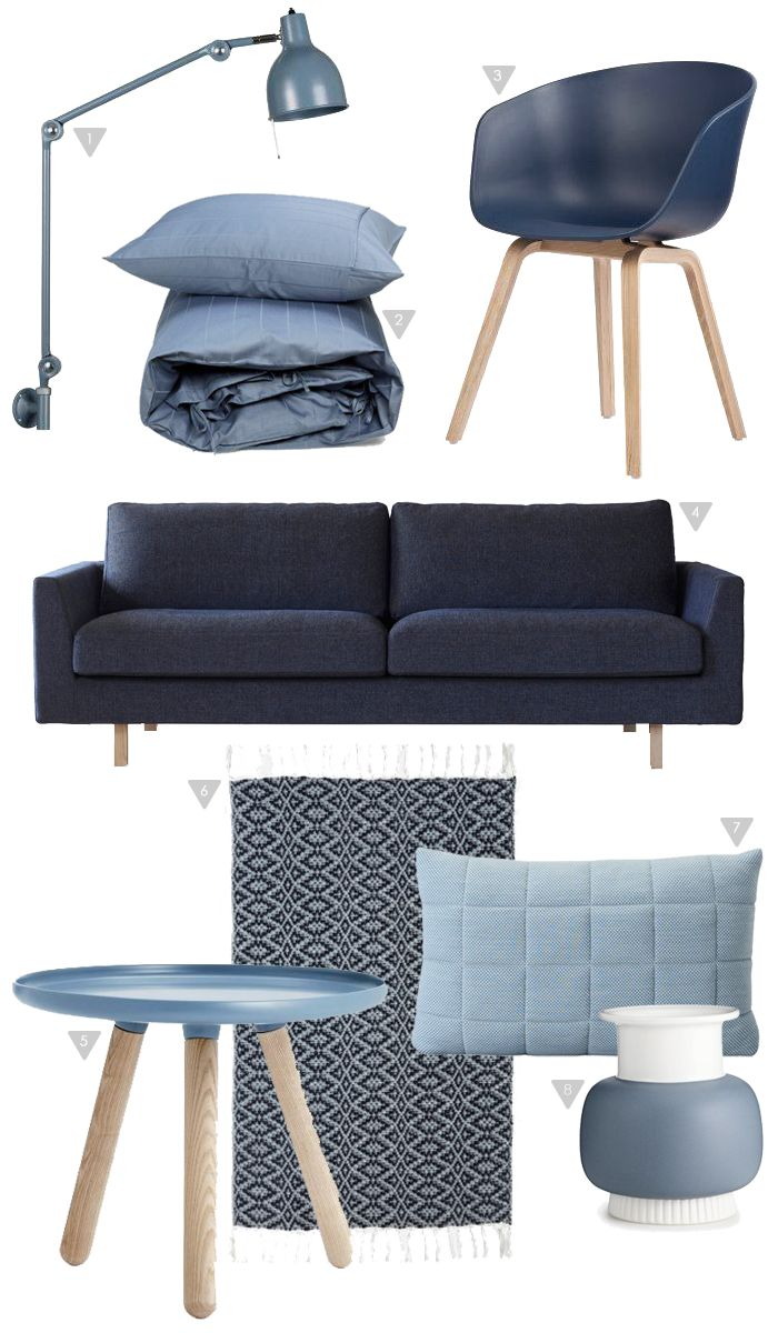 Friday Favorites_blue, stylizimo shop, interior, webshop, hay, muuto, house doctor, normann copenhagen
