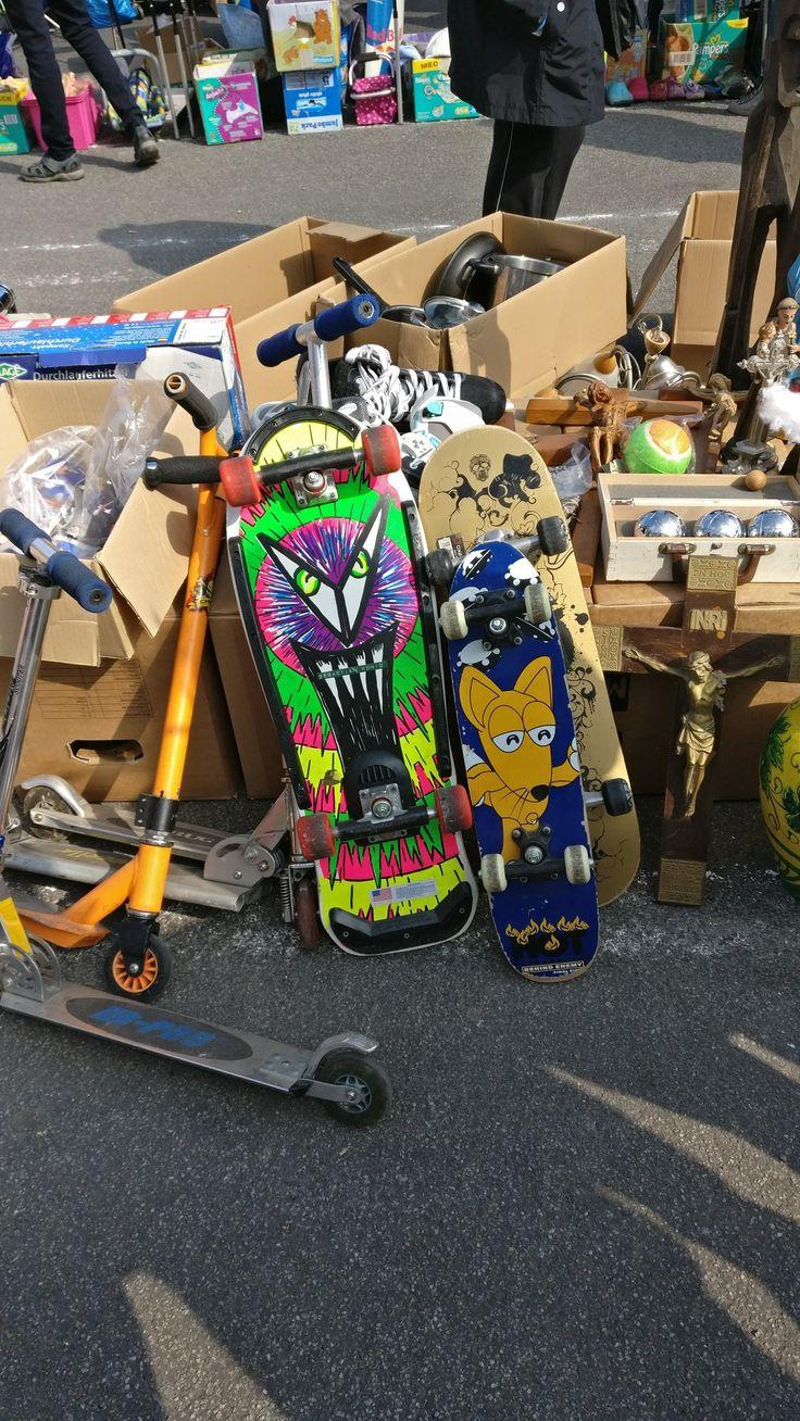 Krempelmarkt Mannheim - Skateboard - Roller - Mannheim liebt Dich! https://www.mannheimer.agency/mannheim/shopping/krempelmarkt-mannheim