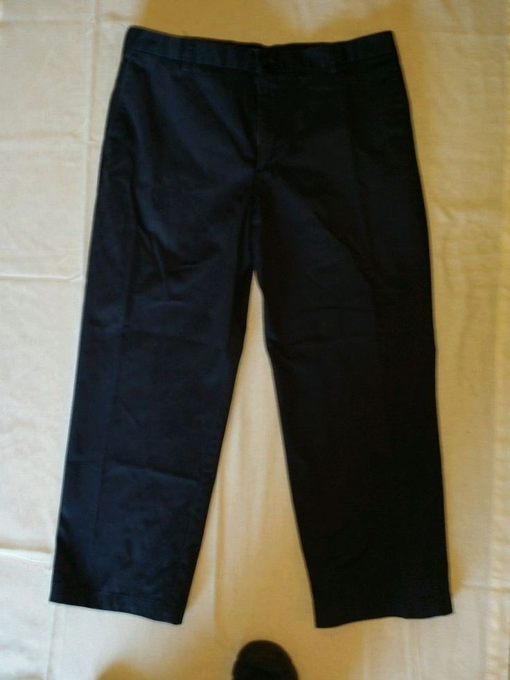 Check out our other items, at Every2nsCounts Store! Mens Izod American Chio Black work uniform pants 38 x 29 #Izod #ClassicStraightLeg