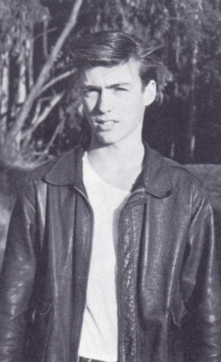 A young handsome Clint Eastwood