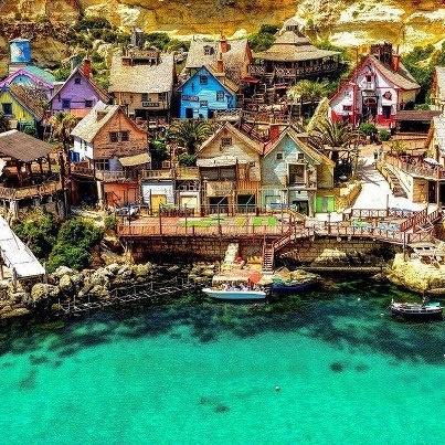 Popoye Village, Malta