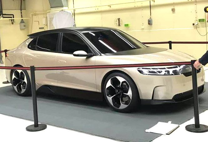 Breaking All New Nevs Cars Gets Its Picture Taken For The First Time In 2020 Saab Car Model Saab Automobile