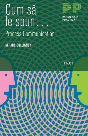 Astăzi lansam prima cărte din România despre metoda Process Communication. Invata sa comunici eficient, in viata profesionala si personala.