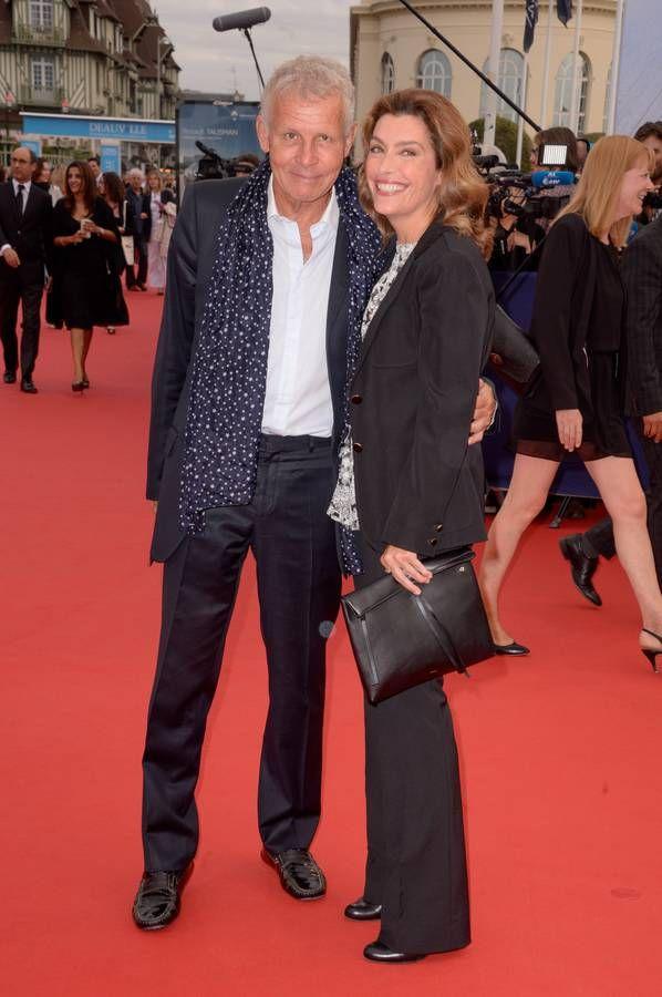 Patrick Poivre d'Arvor et Daphné Roulier