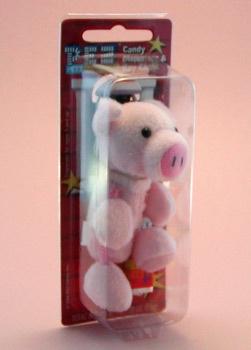 Piggy PETZ Barnyard Babies Candy Dispenser & Key Chain