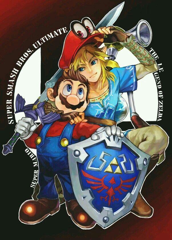 Pin En Super Smash Characters