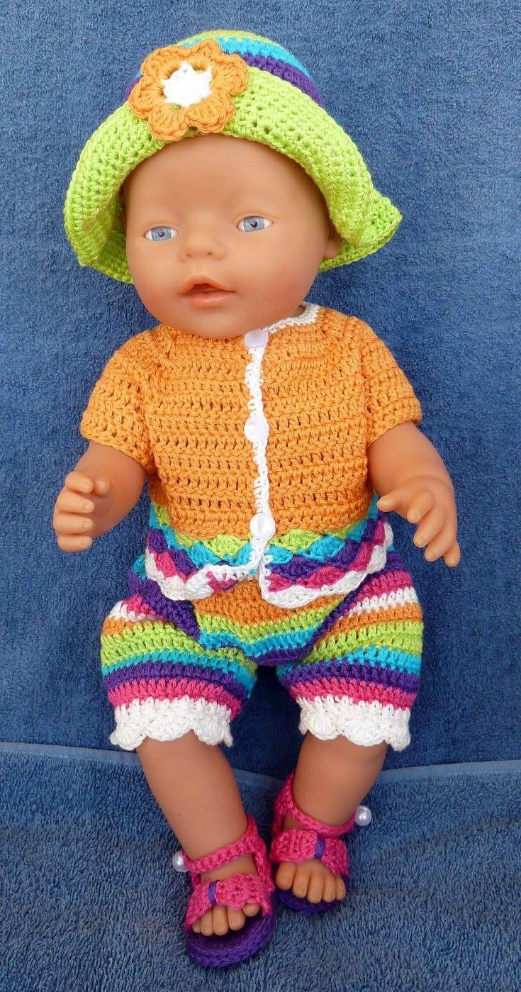 43 besten Baby Born Bilder auf Pinterest | Strick, Baby geschenke ...