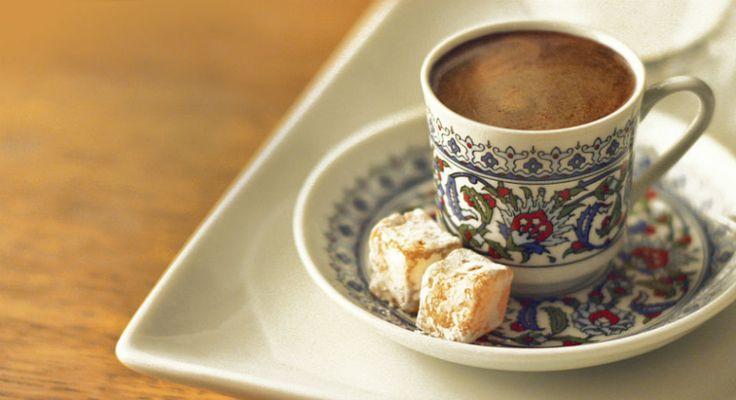 16. Turkish delight (and Turkish coffee)