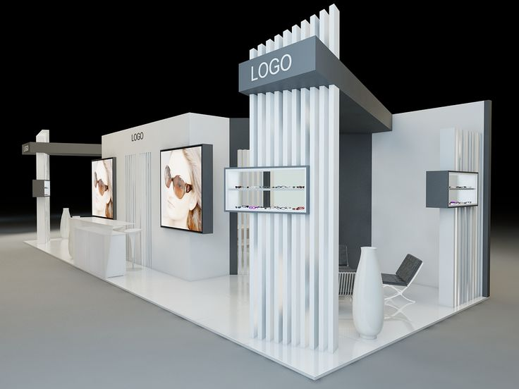 An example of one of our turn-key, bespoke exhibition stand design for our client.