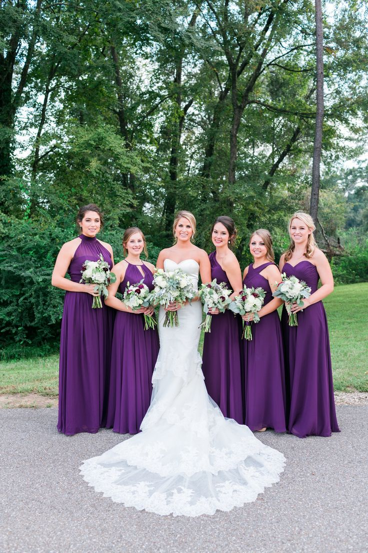 29 best engagement images on pinterest engagement photography houston wedding madera estates purple long bridesmaids dresses houston wedding venue outdoor ombrellifo Image collections