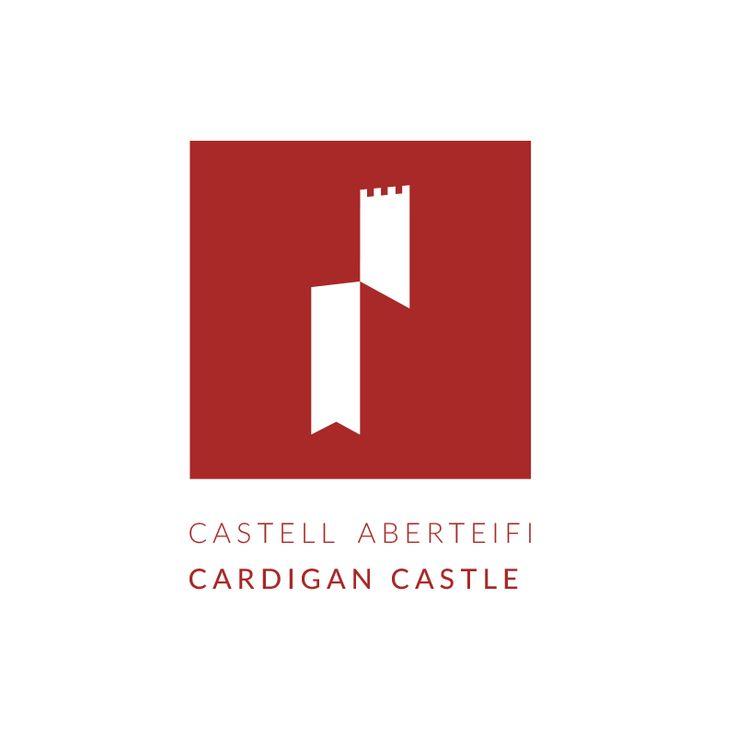 Cardigan Castle identity, by Sugar Creative Studio