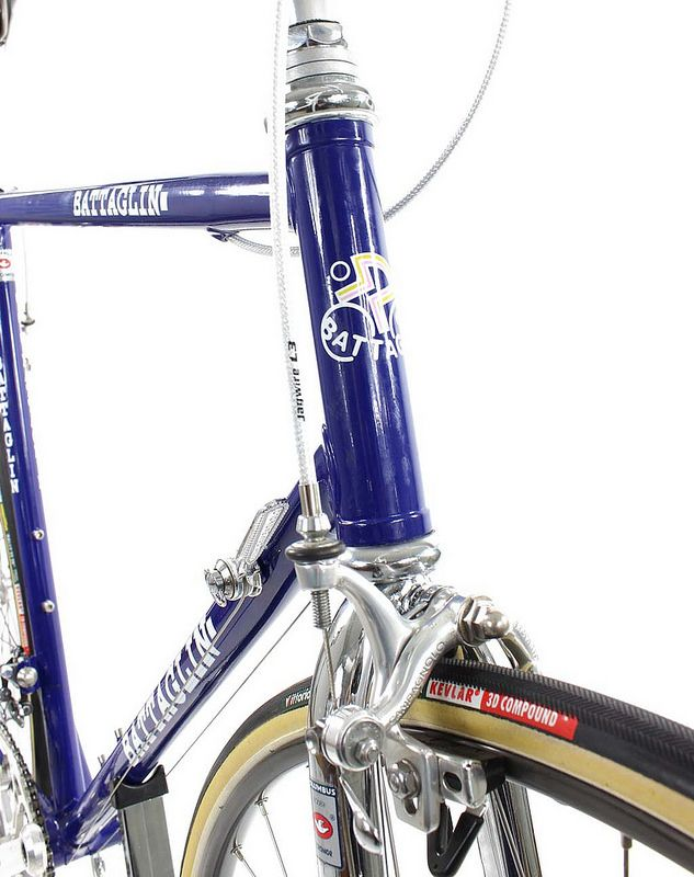 wippermann - connex wippermann - connex - battaglin roadbike steel - steel roadbike - cinelli 1a - cinelli - columbus - vittoria rally - vittoria - jagwire - vittoria rally competition - mavic gp 4 - mavic - campagnolo super record - campagnolo record - campagnolo - stahlrahmen - rennrad - battaglin rennrad - battaglin