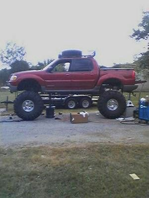 Jacked Up Ford F150 >> Pinterest • The world's catalog of ideas