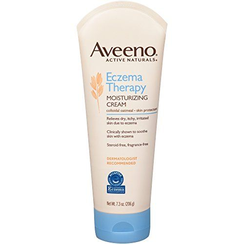 Aveeno Eczema Therapy Moisturizing Cream, 7.3 oz.