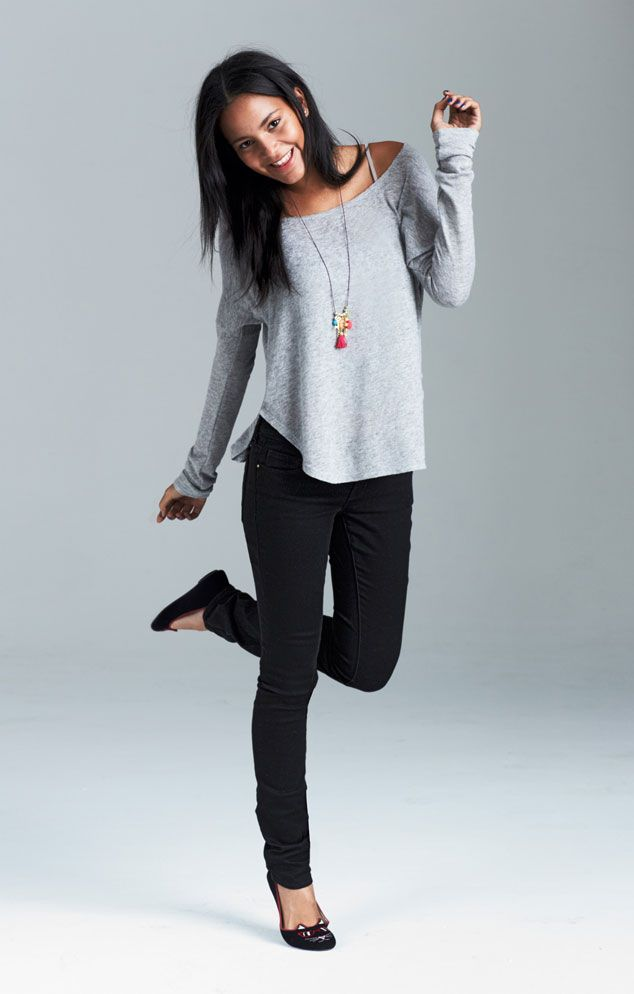 #Black #Cozy #Sweater