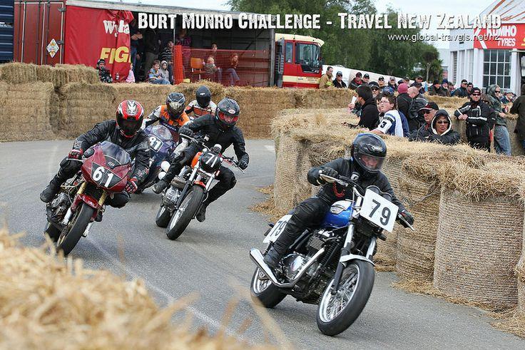 Burt Munro Challenge - New Zealand