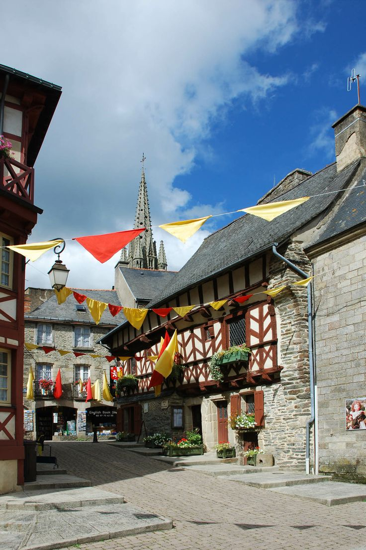 Josselin - France