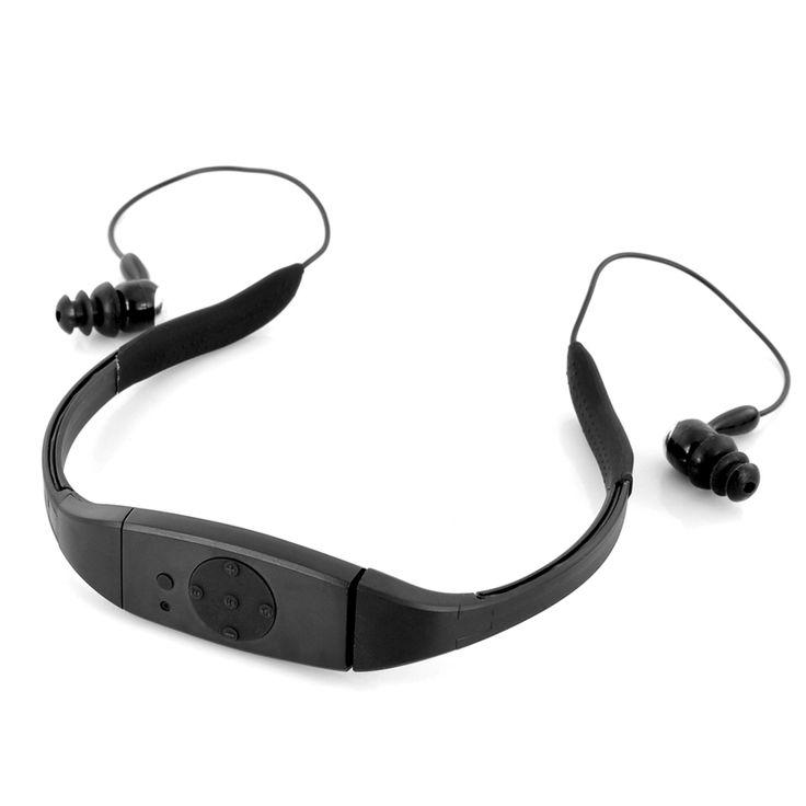 MP3 Player subacvatic, 8 Gb si radio FM  Iti place sa inoti? Mergi la piscina? Cum ar fi ca atunci cand inoti sa poti asculta muzica ta preferata?  Chiar daca ai colac sau vesta gonflabila, o sa fii cool atunci cand vei asculta muzica leganat de valuri. E un gadget cool si poate fi un cadou minunat pentru orice pasionat de inot.   http://www.gadgetworld.ro/mp3-player-subacvatic-8-gb-si-radio-fm.html