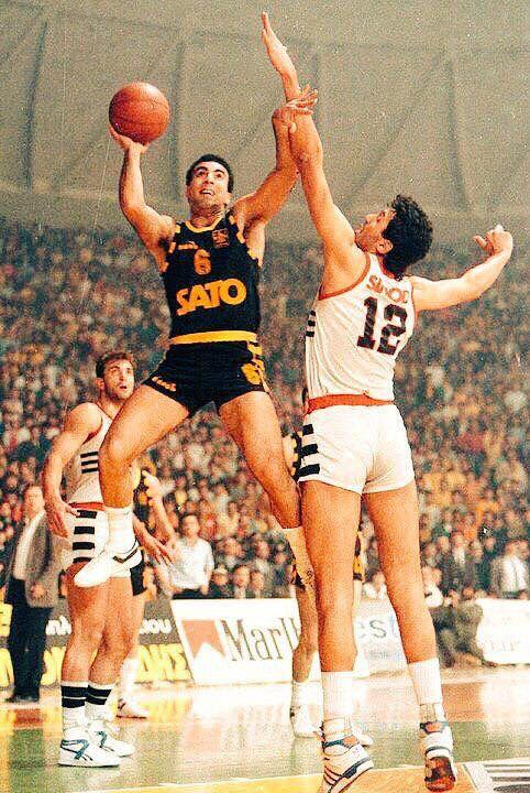 No había obstáculos para Gallis, ni Divać.