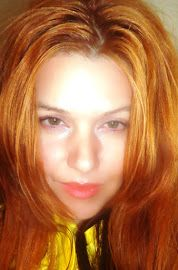 Moi Starting 2015 as a Redhead (Childhood days)