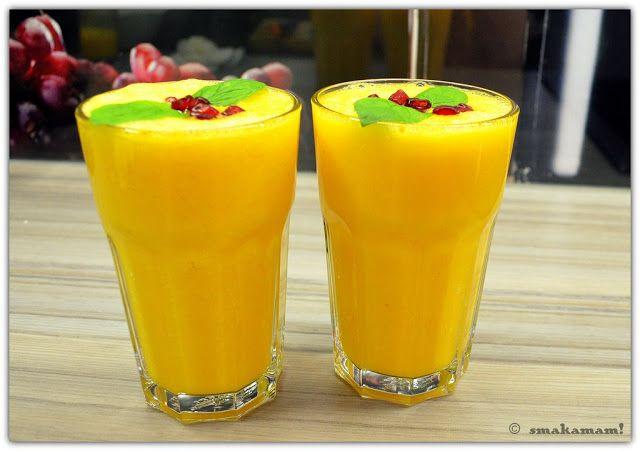 Smakamam!: Koktajl pomarańczowy
