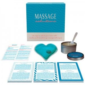 MASSAGE SEDUCTIONS, are you looking for a way to intensify your intimacy? Erotic #Massage Kit