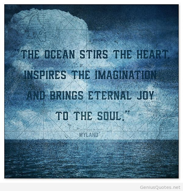 Waves Quotes: 1000+ Inspirational Ocean Quotes On Pinterest