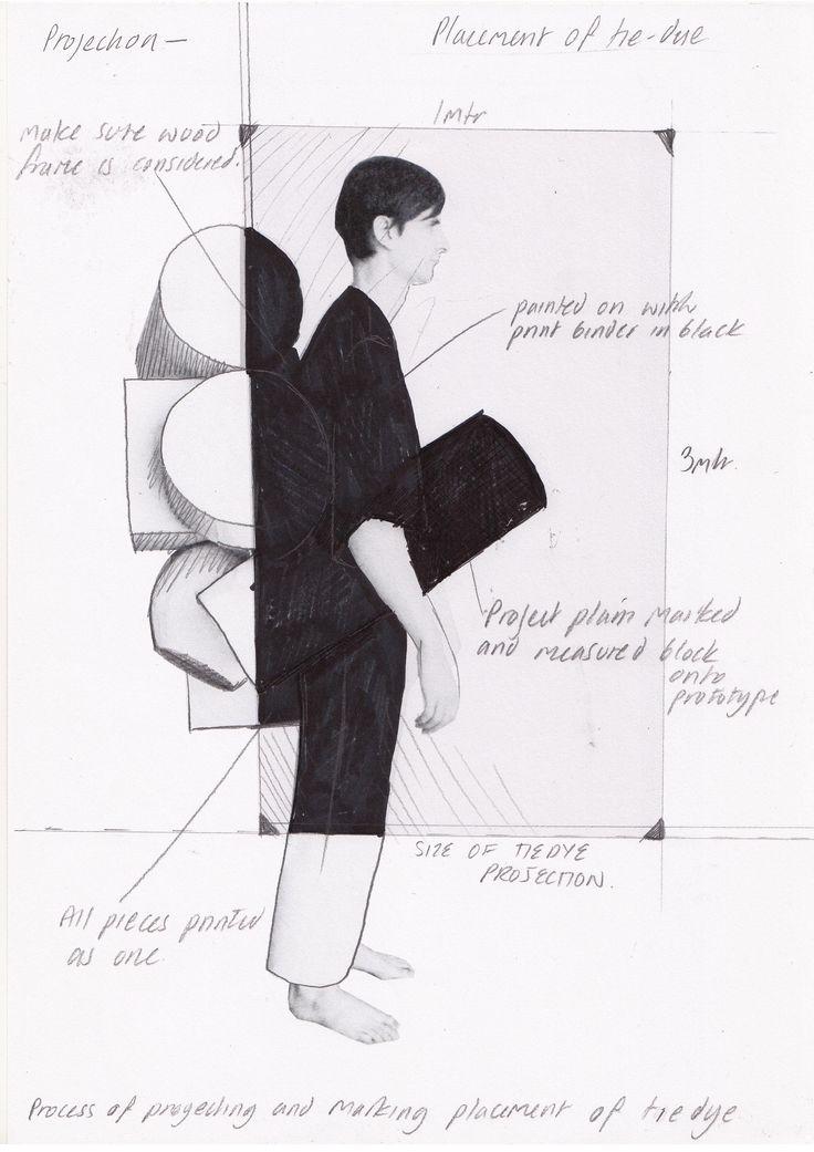 AW'2012 Fashion Collection // Craig Green