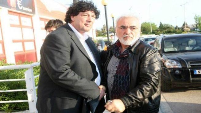 Γαλατσόπουλος: «Συνεχής η στήριξη Ιβάν Σαββίδη»