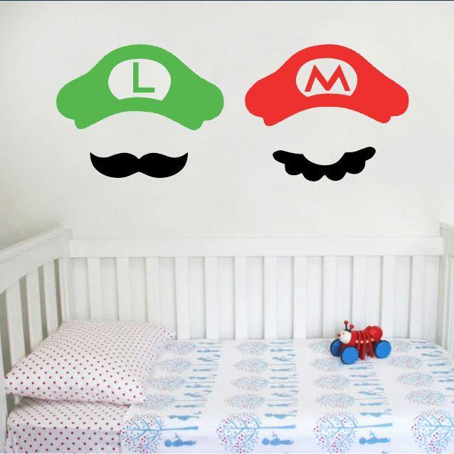 62a02be391122 Shop Popular Nintendo Mario Stickers from China | Aliexpress | Boys ...