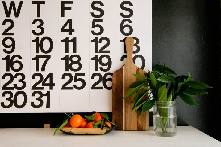 Simple plan in reused food jar, keeps the room fresh, orange, brown, green...
