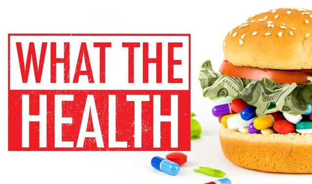 What the Health is the groundbreaking follow-up film from the creators of the award winning documentary Cowspiracy. The film follows intrepid filmmaker Kip Andersen as he uncovers the secret to preventing and even reversing chronic diseases – and investigates why the nation's leading health organizations don't want us to know about it. With heart disease and cancer the leading causes of death in America, and diabetes at an all-time high, the film reveals possibly the largest health cover-up…