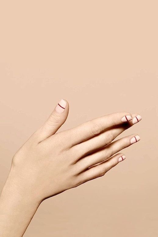 2 Super Easy Nail Looks To Try Now | Le Fashion | Bloglovin'