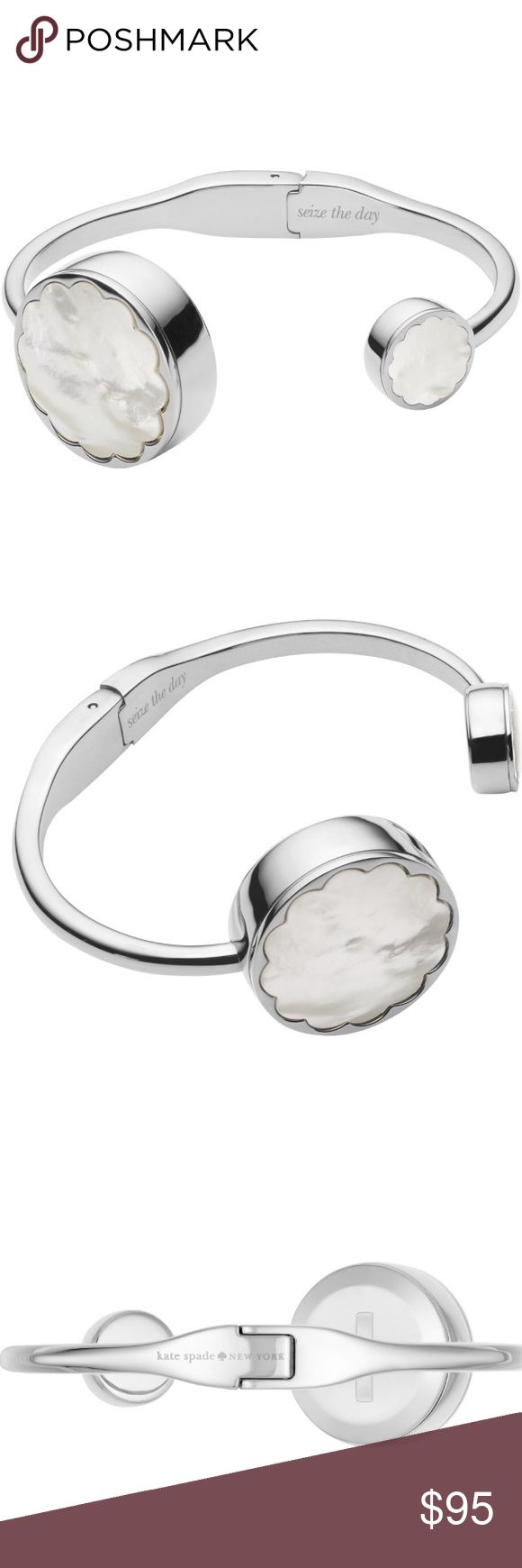 ♠️NWB♠️ Kate Spade Bangle Activity Tracker Measures calories burned To help you monitor multiple fitness activities.  Keep track of daily activity levels Measures distance and steps taken.  Comprehensive monitoring Tracks sleep activity.  Syncs to select Apple® and Android devices Such as iPhone®, iPad®, iPod® touch and cell phones and tablets with Android 4.4 (KitKat) or later for simple wireless communication.  ✅Listed product is authentic. ✅Comes brand new and sealed in a box. ✅Never…