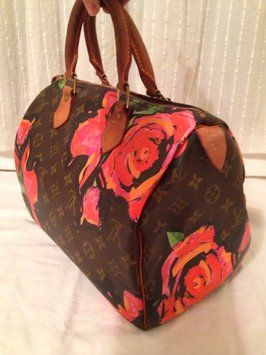 Louis Vuitton Stephen Sprouse Roses LV Signature Bag - Satchel. Save 60% on the Louis Vuitton Stephen Sprouse Roses LV Signature Bag - Satchel! This satchel is a top 10 member favorite on Tradesy. See how much you can save