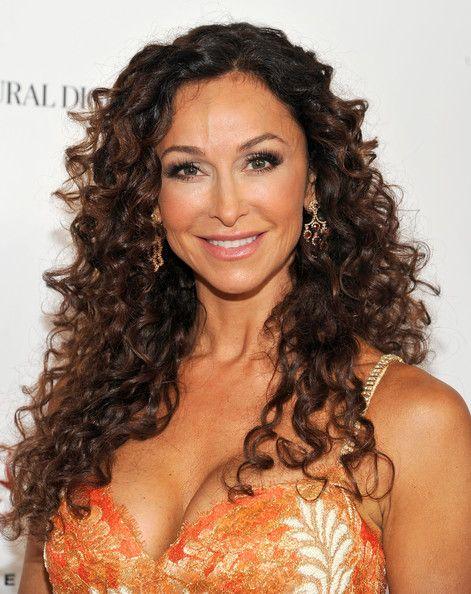 Sofia Milos Hair (layers!)
